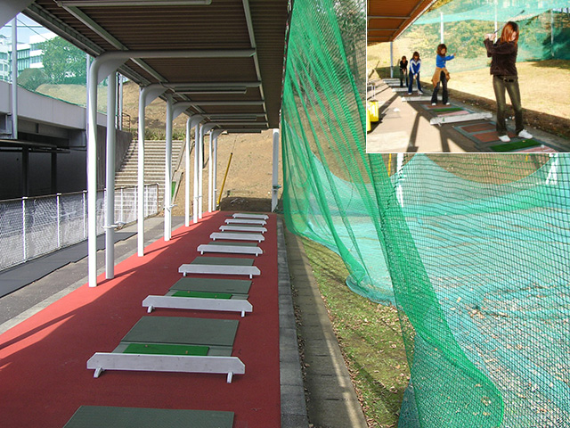 Golf Driving Ranges