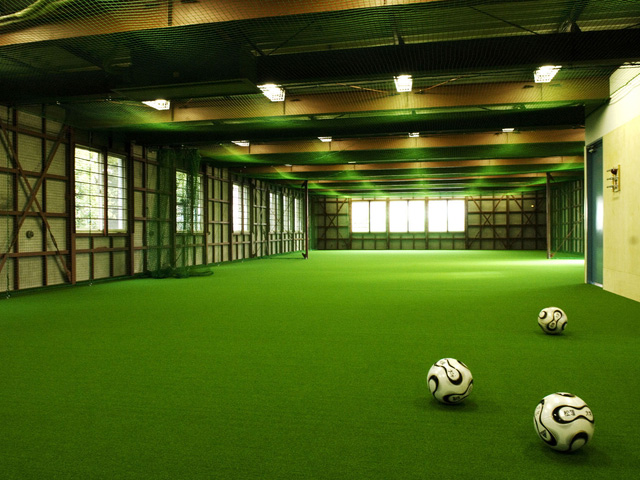 Indoor Soccer Ground